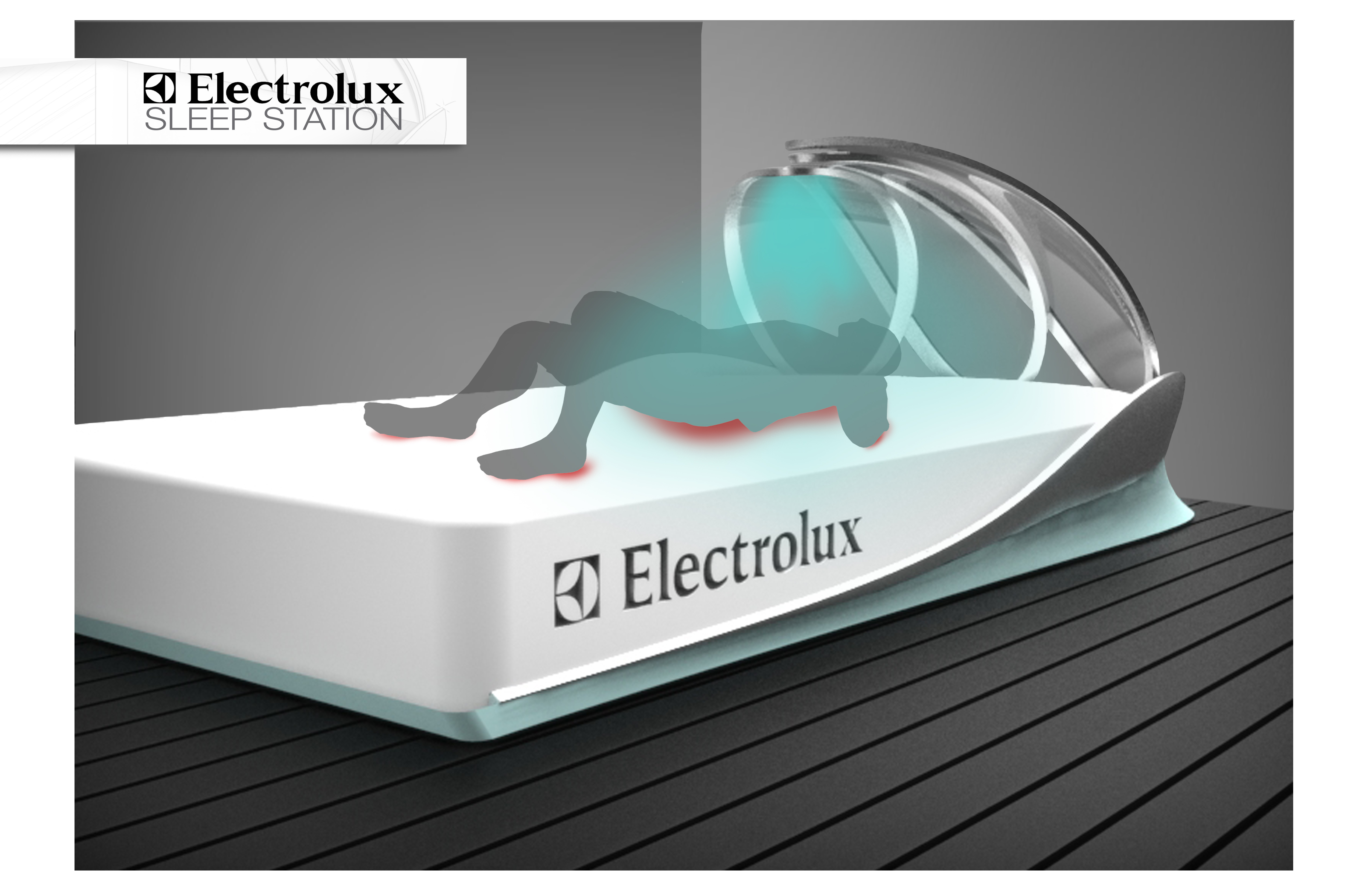 Sarinity Sleep Station - 2014 Electrolux